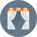 Stage Curtain Icon
