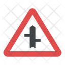 Crossroad Staggered Junction Icon