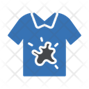 Stain Shirt Smudge Icon