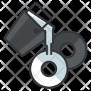 Symbol Stainer Design Icon