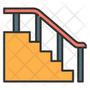 Stair Ladder House Stairs Icon