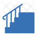 Stair Case Building Icon