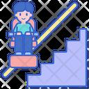 Stair Lift Icon