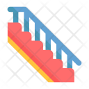 Stairs Way Ladder Icon