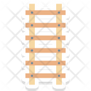 Stairs Railing Stair Ladder Icon