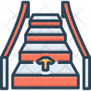 Automatic Ladder Technology Icon
