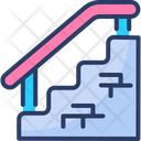 Stairs Stage Staircase Icon