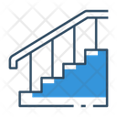 Stairs Staircase Steps Icon