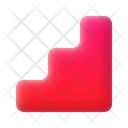 Stairs Ladder Staircase Icon