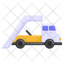 Stairs Truck Icon