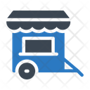 Stall Shop Store Icon