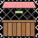 Stall Shop Bar Icon