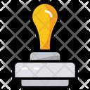 Stamp Verification Symbol Vote Stamp Icon