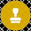 Stamp Verified Authorize Icon