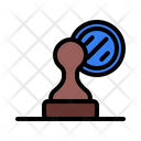 Stamp Pad Deal Icon