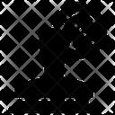 Stamp Label Imprint Icon
