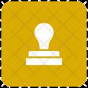 Stamp Authorized Verify Icon