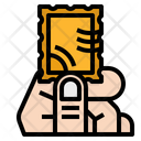 Stamp Mailed Mailing Icon