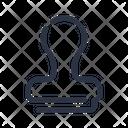 Stamp Rubber Clone Icon