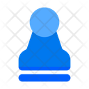 Stamp Chess Mark Icon