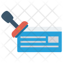 Stamp Approved Accepted Icon