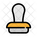 Stamp Document File Icon