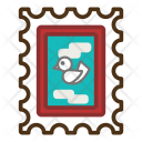 Stamp Post Delivery Icon
