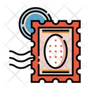 Stamp Post Stamp Post Ticket Icon