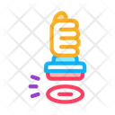 Stamping Icon