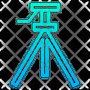Camera Stand Video Camera Stand Tripod Icon