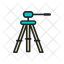 Stand Camera Stand Video Camera Stand Icon