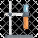 Stand Tube Scientific Icon