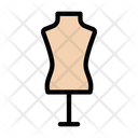 Cloth Stand Garment Icon
