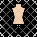 Cloth Stand Garment Icon