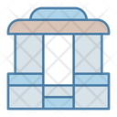 Stand Shop Store Icon
