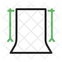 Back Stand Tool Icon