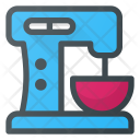 Stand Mixer Blender Icon