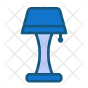 Stand Lamp Home Appliance Icon