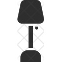 Stand Lamp Icon