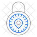Standard Lock Security Icon