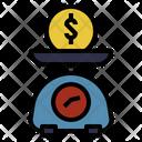 Standard Value Economics Icon