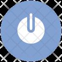 Standby Power Button Icon