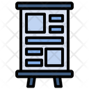Information Standee Program Icon