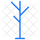Standing Hanger Stand Clothe Icon