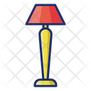 Standing Lamp Icon