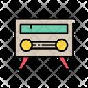Standing Radio Icon