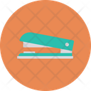 Binding Paper Stationery Icon