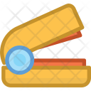 Stapler Pin Joint Icon