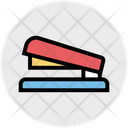 Stapler Clip Office Icon