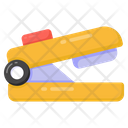 Stapler Stapling Machine Paper Clipper Icon